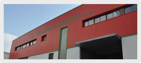 Vending Levante - Máquinas expendedoras - Máquinas vending